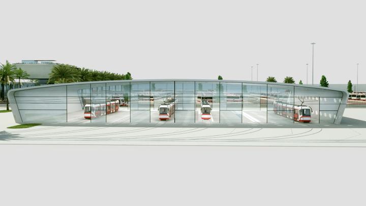 Head Bus Terminal