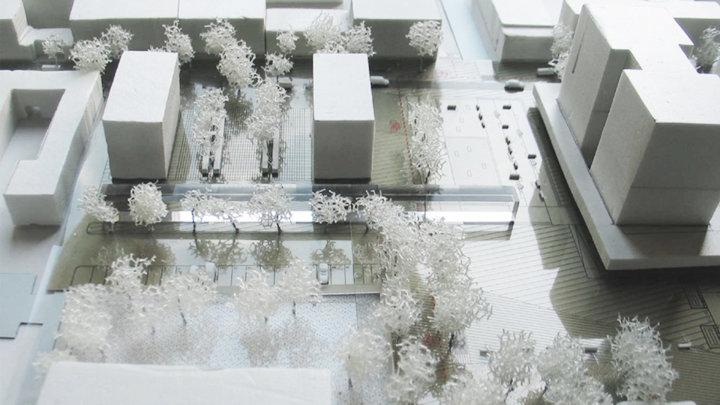 Urban Redevelopment Matteotti Blvd