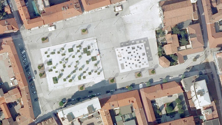 Redevelopment of Piazza Gramsci